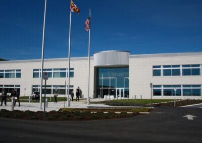 Montgomery County's State-of-the-Art Multi-Agency Complex Powered By Optical LAN