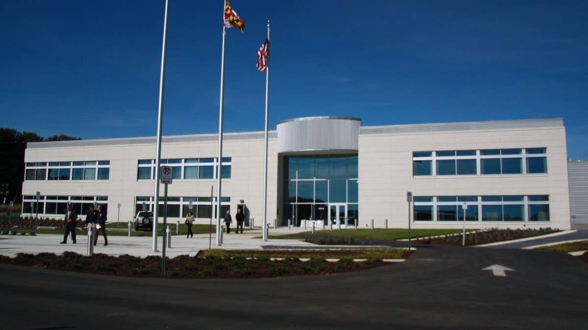 Montgomery County New Multi-Agency Service Park