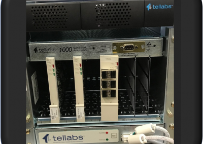 3 optical connectivity choices plus 10 for our broadband customers' Tellabs 1000 MSAP!