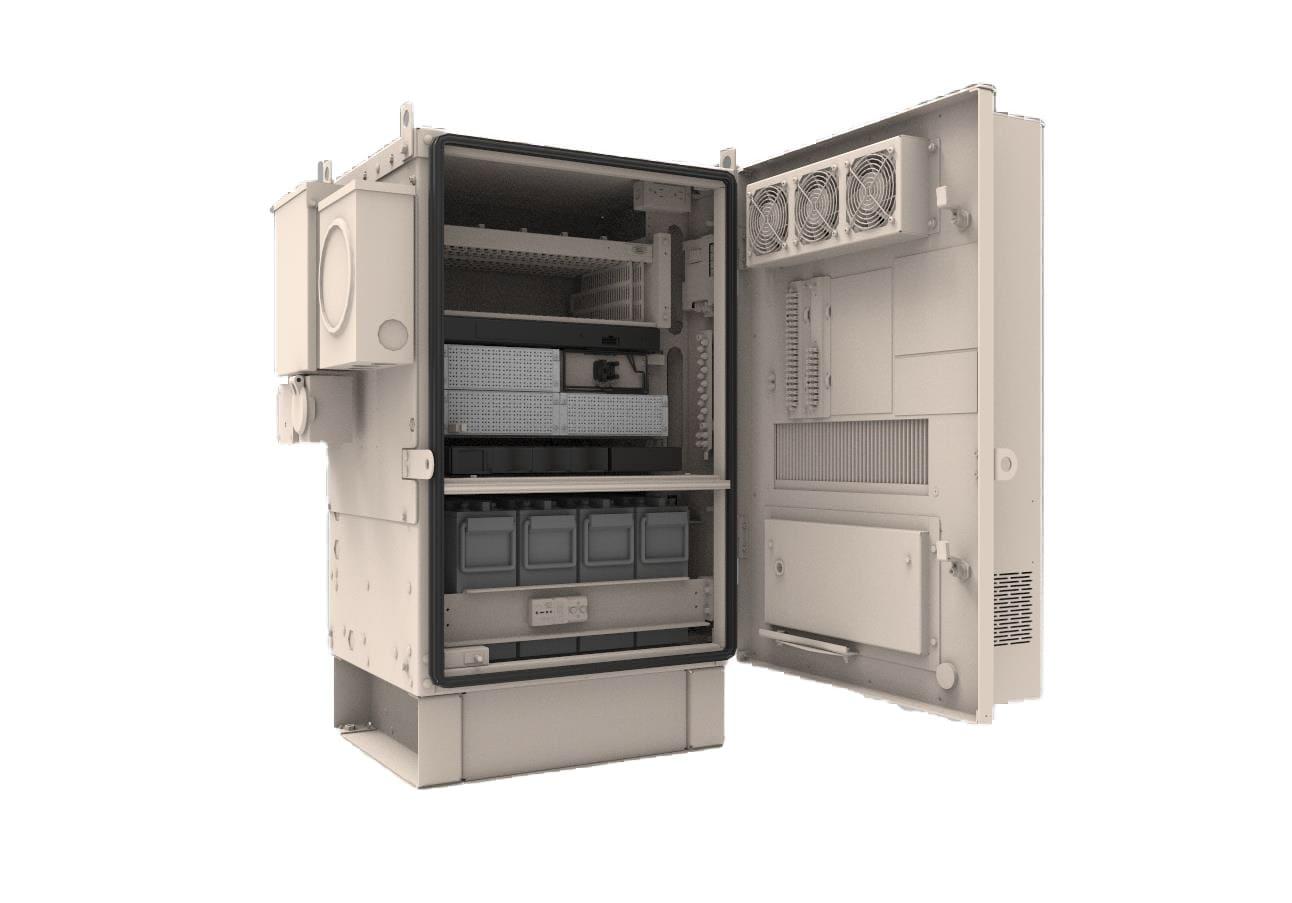Tellabs Remote Broadband Cabinets