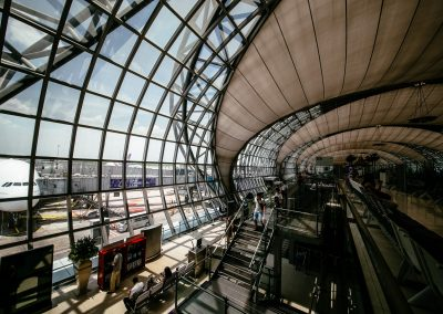Innovative Optical LAN allows Airports to build modern networks that exceed their rapidly evolving digital connectivity needs