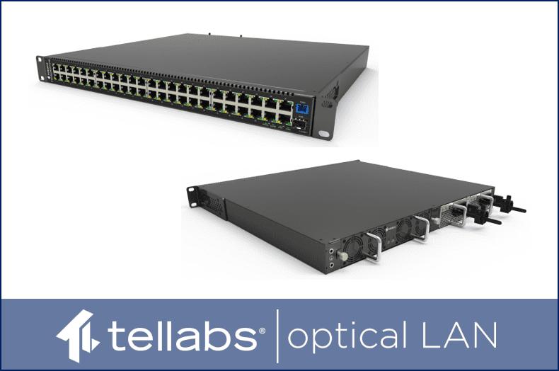Tellabs FlexSym 248 Optical Network Terminal (ONT248)