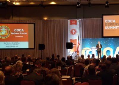 CDCA Defense Summit 2019