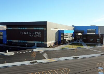 Optical LAN delivers operational savings for Thunder Ridge High School