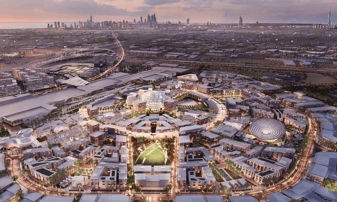 World Expo Dubai Sustainability Pavilion Chooses Tellabs Optical LAN To Match their Mission