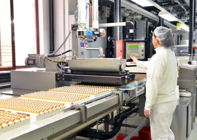SK Food Group expands Industry 4.0 with Passive Optical LAN