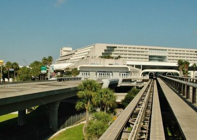 Orlando International Airport Approves Tellabs Optical LAN for South Terminal Network