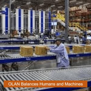 Optical LAN Balances Humans and Machines