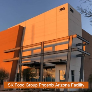SK Food Group Phoenix Arizona Facility