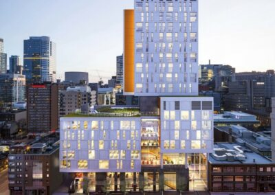 Optical LAN Delivers Network Speed, Reliability, Mobility and Sustainability at Ryerson University