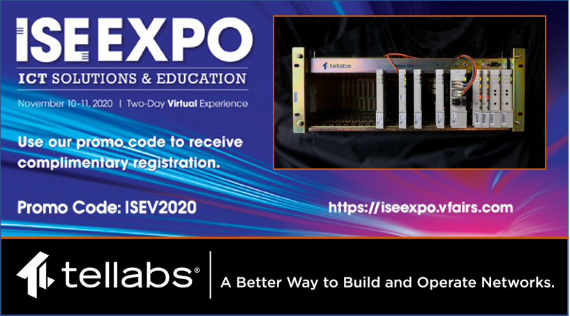 ISE Expo 2020 registration link and promo code information