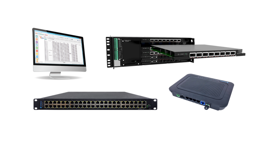 Tellabs Optical LAN First 10-Gigabit Passive Optical Network in Federal Marketplace