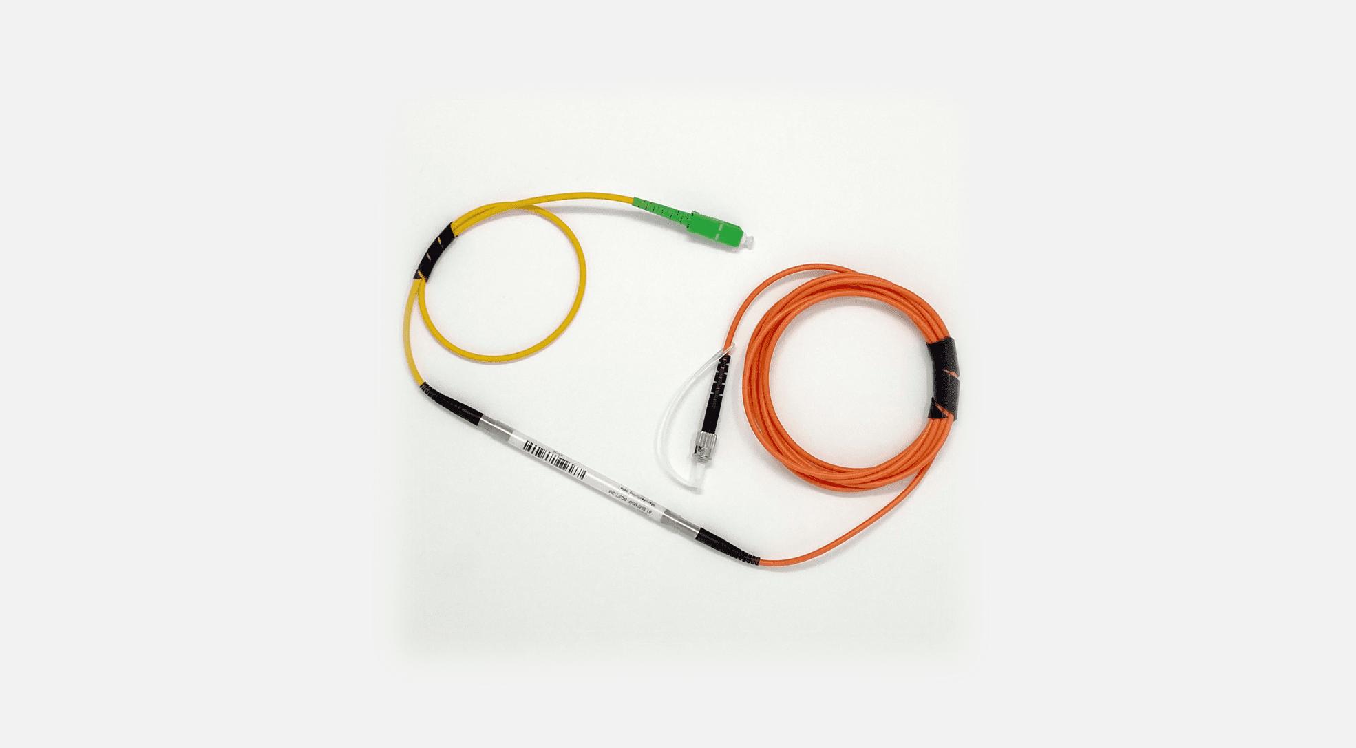 Singlemode to Multimode Fiber Modal Adapter