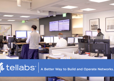 Tellabs Story of Access Networking Innovation Leadership