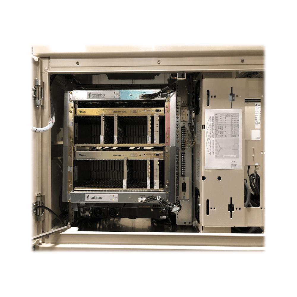 Tellabs Flex 12 (Flex12) cabinet (710)