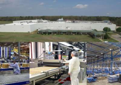 Mini Case Study Series: SK Food Group expands Industry 4.0 with Optical LAN