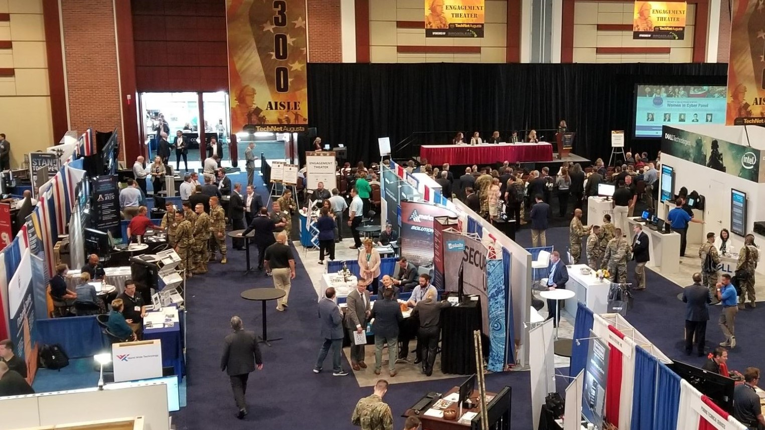 AFCEA TechNet Augusta on August 16-19 at Augusta Marriott at the Convention Center